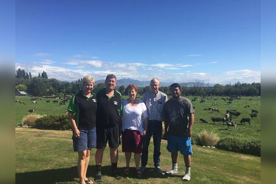 Il 1103 2018.03.15 Brenda & Dave Hislop, Janet Girvan, Mark Daly, 2ic
